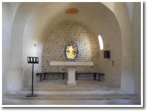 Rougon restauration chapelle saint christophe
